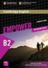 Image for Cambridge English empower.Upper intermediate,: Student's book