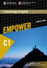 Image for Cambridge English empower.Advanced,: Student's book