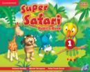 Image for Super safariLevel 1,: Pupil's book