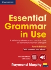 Image for Essential grammar in use  : a self-study reference and practice book for elementary students of English