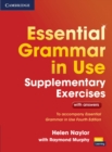 Image for Essential Grammar in Use Supplementary Exercises : To Accompany Essential Grammar in Use Fourth Edition
