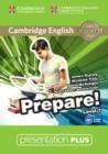 Image for Cambridge English Prepare! Level 7 Presentation Plus DVD-ROM