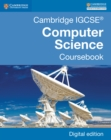 Image for Cambridge IGCSE computer science coursebook : Cambridge IGCSE,