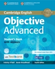 Image for Objective advanced: Student's book with answers