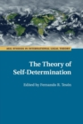 Image for The theory of self-determination
