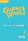 Image for Guess What! Level 6 Presentation Plus British English