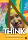 Image for Think Level 3 Student's Book with Online Workbook and Online Practice