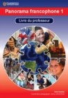 Image for Panorama Francophone1,: livre du professeur