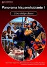 Image for Panorama hispanohablante 1 libro del profesor