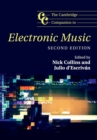 Image for The Cambridge companion to electronic music