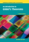 Image for An introduction to Gèodel's theorems