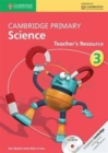 Image for Cambridge primary science3: Teacher's resource : Cambridge Primary Science Stage 3 Teacher's Resource