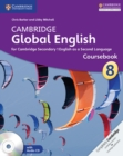 Image for Cambridge global EnglishStage 8
