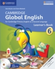 Image for Cambridge global EnglishStage 6,: Learner's book : Cambridge Global English Stage 6 Learner's Book with Audio CDs (2)