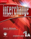 Image for Interchange Level 1 Student's Book A with Self-study DVD-ROM and Online Workbook A Pack