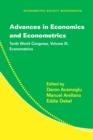 Image for Advances in economics and econometrics  : tenth world congressVolume III,: Econometrics
