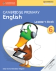 Image for Cambridge Primary English : Cambridge Primary English Stage 6 Learner's Book