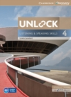Image for Unlock  : listening and speaking skillsLevel 4,: Student's book and online workbook