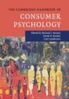 Image for The Cambridge handbook of consumer psychology