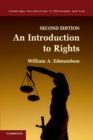 Image for An introduction to rights