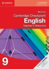 Image for Cambridge Checkpoint English Teacher's Resource CD-ROM 9