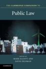Image for The Cambridge companion to public law