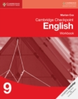 Image for Cambridge Checkpoint English Workbook 9