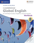 Image for Cambridge Global English Stage 8 workbook