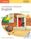 Image for Cambridge Primary English : Cambridge Primary English Stage 4 Activity Book