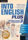 Image for Into English Level 3 Blended Pack (SB+WB and B2 Booster and Enhanced Digital Pack)