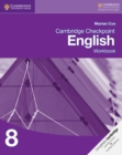 Image for Cambridge Checkpoint English: Workbook 8