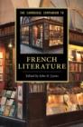 Image for The Cambridge companion to French literature