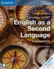 Image for Cambridge IGCSE English as a Second Language Coursebook with Audio CD