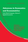 Image for Advances in economics and econometricsVolume 2
