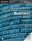 Image for Cambridge international AS and A Level business coursebook