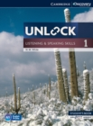 Image for Unlock  : Listening and speaking skillsLevel 1,: Student's book and online workbook