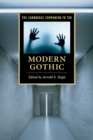 Image for The Cambridge companion to the modern gothic