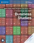 Image for Cambridge International IGCSE : Cambridge IGCSE (R) Business Studies Coursebook with CD-ROM