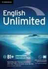 Image for English Unlimited Intermediate Coursebook with e-Portfolio and Online Workbook Pack