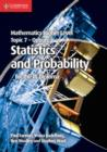 Image for Mathematics Higher Level for the IB Diploma Option Topic 7 Statistics and Probability