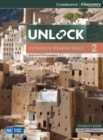 Image for Unlock  : listening and speaking skillsLevel 2,: Student's book and online workbook