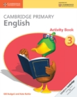 Image for Cambridge Primary English : Cambridge Primary English Activity Book Stage 3 Activity Book