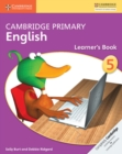 Image for Cambridge Primary English : Cambridge Primary English Stage 5 Learner's Book
