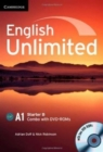Image for English Unlimited Starter B. Combo with DVD-ROMs (2)