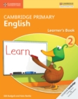 Image for Cambridge Primary English : Cambridge Primary English Stage 2 Learner's Book