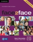 Image for face2face Upper Intermediate Student's Book with DVD-ROM and Online Workbook Pack