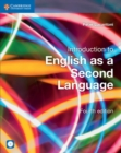 Image for Introduction to English as a second language: Coursebook : Introduction to English as a Second Language Coursebook with Audio CD
