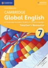 Image for Cambridge Global English Stage 7 Teacher's Resource CD-ROM