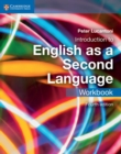 Image for Introduction to English as a second language: Workbook : Introduction to English as a Second Language Workbook