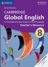 Image for Cambridge Global English Stages 7-9 Stage 8 Teacher's Resource CD-ROM